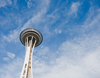Seattle, WA: Space Needle