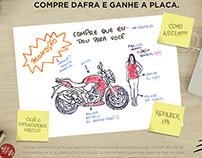 Projeto acadêmico - Dafra