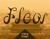 Flow | Free Font