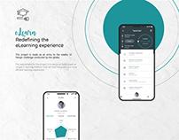 E Learning App UI/ UX