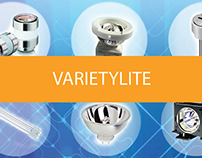 Variety Lighting Equipments : Promotional Collaterals