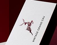 Vintage Grand Cru | Logo & Business Cards