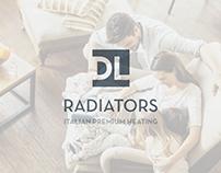 DL Radiators - Web design & development