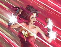 Wonder Woman (process)