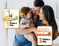 Biogaia Sri Lanka | Social Media | March 2021 Content