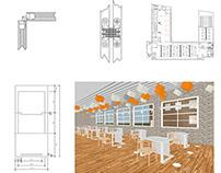 The B Block Bi-Project: Pop-Up Desk