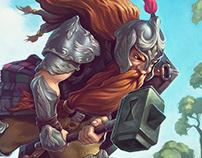 Dwarves (Fantasy Cards 2014)