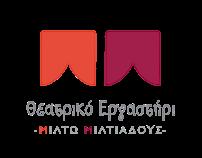 Logo Design | Theatre Workshop