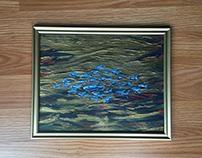 Acrylic Painting Series