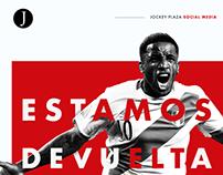 Es Futbol es Felicidad - Jockey Plaza