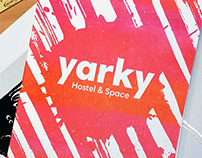 Folder and cards for yarky