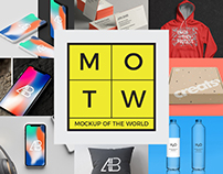 10 Free PSD Mockups 2018 MOTW 1