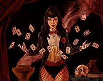 Zatanna Noir