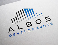 Logo for Albos Developments