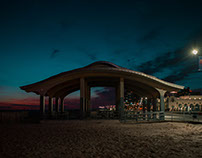 Sunset @ Coney Island