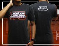 Future Aircraft Engineer T-Shirt