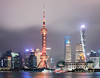 CHINESE NIGHTSCAPES