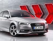Audi A3 Lifestyle Wrap