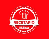 Carruseles web para Liliana Electrodomésticos
