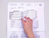 Fermobio - UX Design