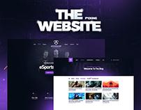 PixieSquad.com | Logo redesign & new website