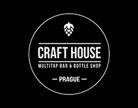 Craft House Beer Bar website