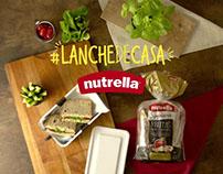 Nutrella #lanchedecasa