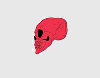 secuencia skull