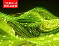 Abstract Art - 3D curlnoise