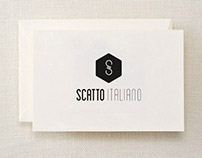 Scatto Italiano Bicycles - Logotype design