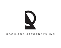 Logotype of Rooiland Attorneys Inc