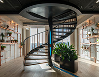 Fluidity @ XTX HQ, London