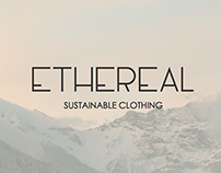 ETHEREAL  |  Branding & Web Design