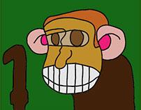 Evolutie van de aap