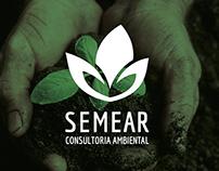 Semear - Consultoria Ambiental - Rebranding
