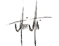 """Logo motion for """" AmirAli"""""""