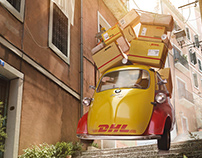 Isetta DHL Full CGI