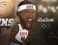 DMC Olympics