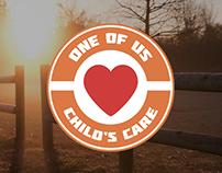 Logo for charity organization