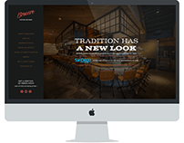 Bracero Cocina Web Design
