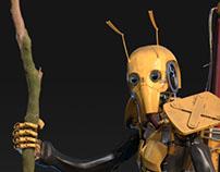 Robo-ant 018
