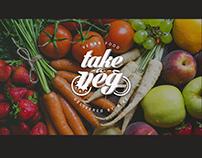 TAKE-A-VEG [ branding ]
