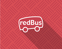 redBus Onboarding animation