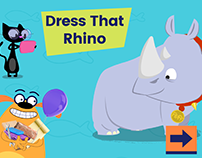 Dress That Rhino