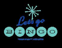 Let's Go Bingo Branding