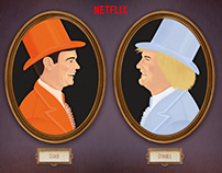 Netflix : Original Art (part the first)
