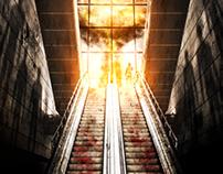 Dmitry Glukhovsky's Metro 2033, a novel (2005)