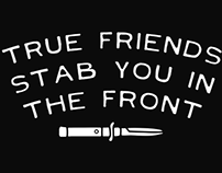 Bring Me The Horizon - True Friends Lyric Video