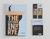 Book Design for J.D. Salinger's the Catcher in the Rye.