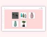 Daily UI #044 — Favorites